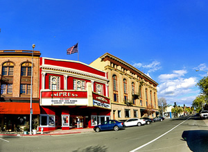 historic buildings, Vallejo, California