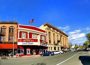 historic buildings, Vallejo, California