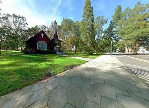 Saint Peter Chapel Mare Island, Vallejo, California